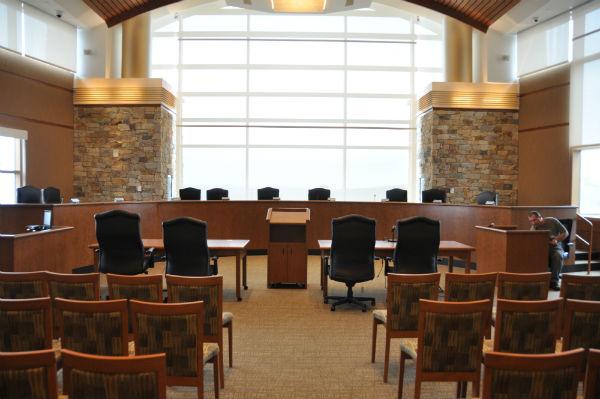 Arnold Reception Desks Inc Courtroom Kent Style