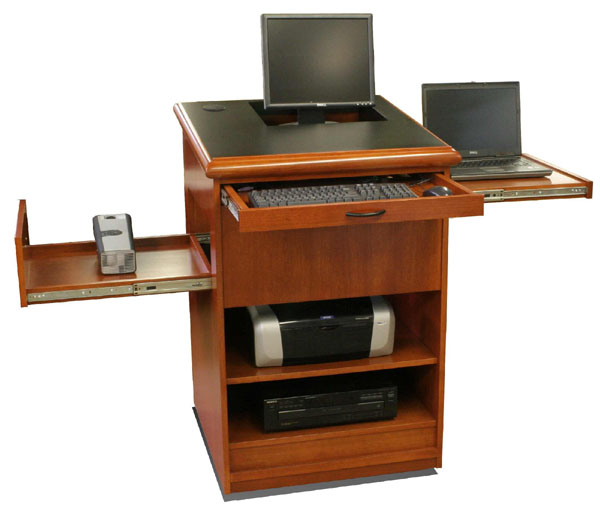 Courtroom Lecterns