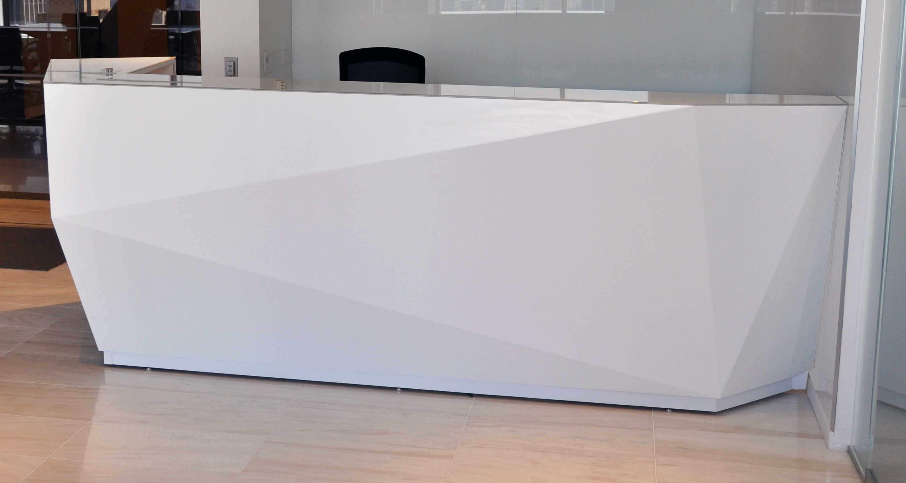 Arnold reception desks inc home for Reception furniture